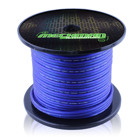 10 gauge heavy duty pure copper ofc speaker wire 100 foot spool 10 gauge heavy duty pure copper ofc speaker wire 100 foot spool blue greentooth Choice Image