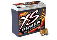 XS Power 12V AGM Starting Battery, Max Amps 1,000A  CA: 320A