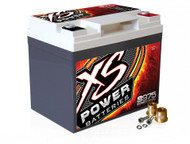 XS Power 12V AGM Starting Battery, Max Amps 2,100A  CA: 525A