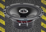 "Audio Legion CME65 6.5"" 4 Ohm Coaxial Speakers"