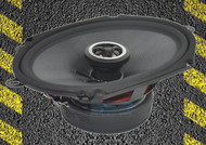 "Audio Legion CMG68 6""x8"" 4 Ohm Coaxial Speakers"