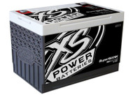 XS Power 12V Super Capacitor Bank, Group 34R, Max Power 4,000W, 500 Farad