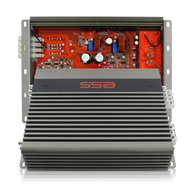 SSA IC150.4 600w 4 Channel Amplifier