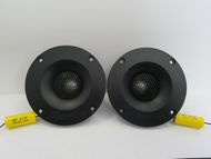 Synergy Audio WFO HDT-25 High Definition Titanium Dome Tweeters (pair)