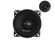 "ORION COBALT SPEAKERS 4"" CO400C 2-WAY COMPONENT SYSTEM W/ Crossovers"