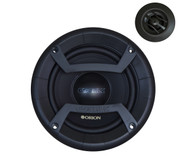 "ORION COBALT SPEAKERS 5.25"" CO525C 2-WAY COMPONENT  SYSTEM W/ Crossovers"