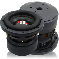 "F8L 8"" Sound Solutions Audio 8"" 650W F8L Series Subwoofer"