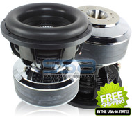 "Sundown Audio Team Subwoofer 12"" 5000w RMS Subwoofer"