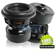 "Sundown Audio Nightshade v.3 18"" 2500w RMS Subwoofer"