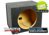 "Sealed Single 15"" Subwoofer Enclosure"