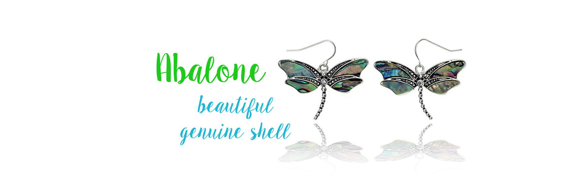 Abalone jewelry