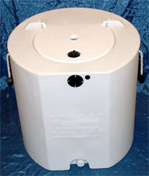 30 Gallon Bait Tank