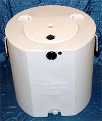 30 Gallon Bait Tank w/Oxygen Infusor