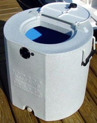 30 Gallon Insulated Tank with KeepAlive® Oxygen Infusor ®