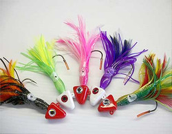 Ballyhood 3 oz feather jig