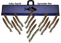 "FUKU SQUID BAR 36"" W/15 11"" SQUID"
