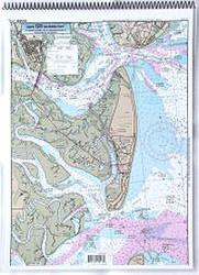 ICW Booklet: St. Simon Sound, GA to Tolomoato River, FL