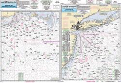 Offshore: Canyon chart off MA, RI, CT, NY, NJ