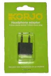 Korjo Airline Headphone Adaptor