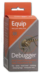 Debugger permethrin treatment pack