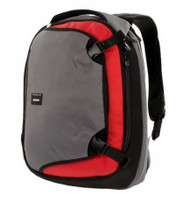 Crumpler Dry Red No 5 laptop backpack