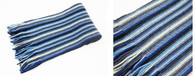Gents Lambswool Stripe Scarf (#23)