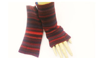 Ladies Lambswool Wrist Warmers (#33)