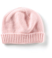Ladies Cashmere Classic Beanie Hat (6 colours to choose from)