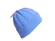 Lambswool Cable Hat