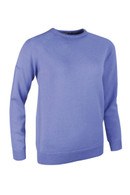 Ladies Lambswool Crew Neck Sweater (6 colours)