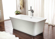 London freestanding tub with Fen faucet