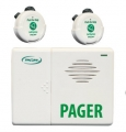 PersonalCare+ Caregiver Pager (1-2 Residents)