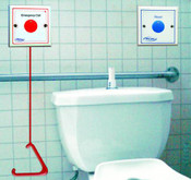 Bathroom Pull Cord Alarm Kit