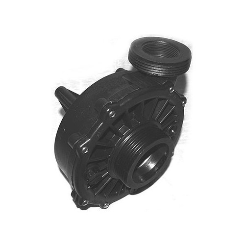 """Waterway High-Flow 2 HP Wet End, 48 Frame 2"""" Intake and Discharge"""
