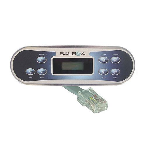 Balboa VL700 7 button topside control,  53811
