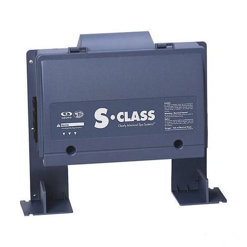Gecko S Class spa control pack, no heater, 240/120V, mini J&J plugs