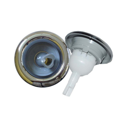 """5"""" Adjustable Swirl American Products Jet, Stainless Steel"""