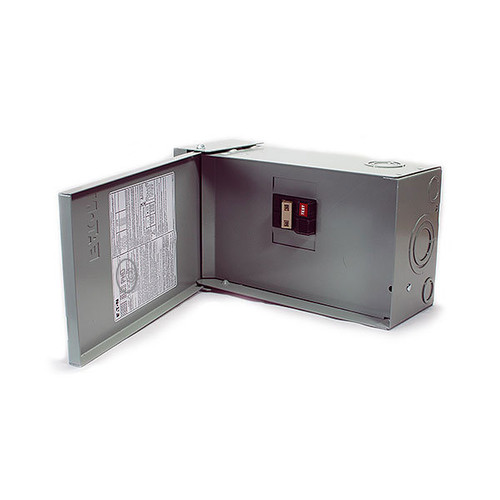 Eaton Culter-Hammer 30 Amp GFCI Hot Tub/Pool/Spa Pack