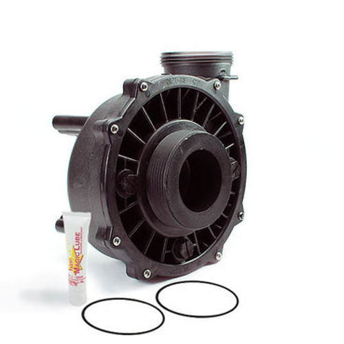 """Waterway Executive 48, 4hp Spa Pump Wet End, 2.5"""" In 2"""" out"""