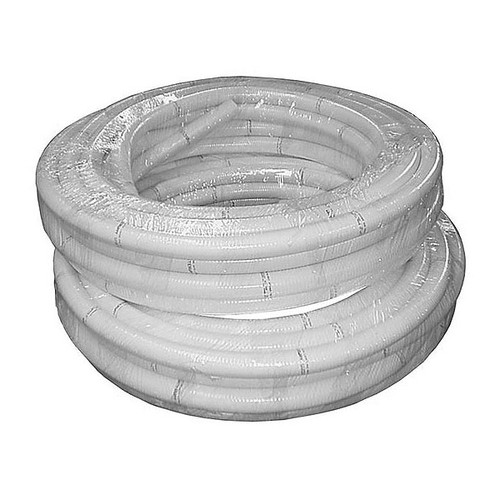 """25' Roll 2"""" PVC Flex hose for pools and hot tubs"""