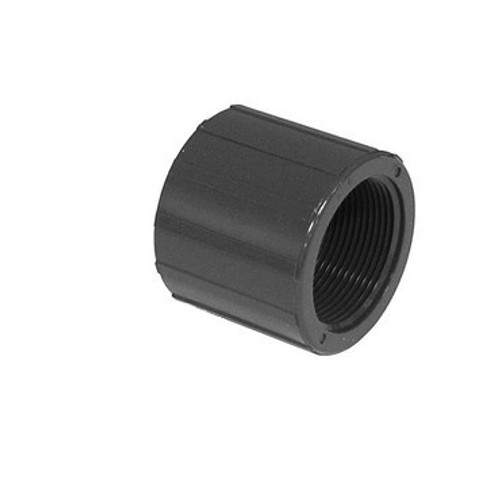 "Threaded Coupling - 1-1/2"" FPT"