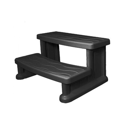 Cover Valet Spa Step - Black