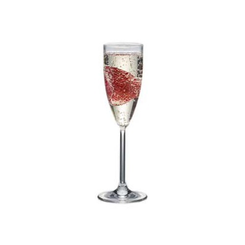 Premium Unbreakable Drinkware - Champagne Glass 170mL