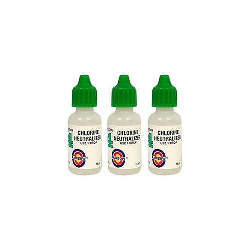 Value Pack - 3x Chlorine Neutralizer Test Reagent #4 (1/2oz.)