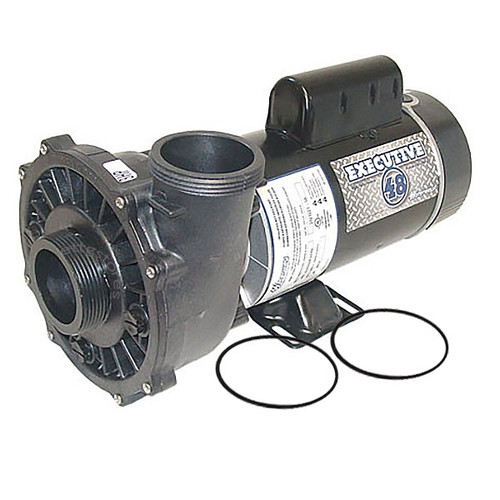 "Waterway Executive 48, 1.0HP 2 Speed 115 Volt Pump 2"" in-out 2"", PF-10-2N11"