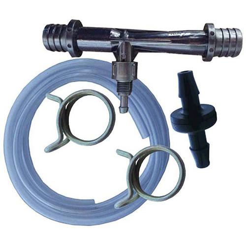 Ozonator plumbing kit