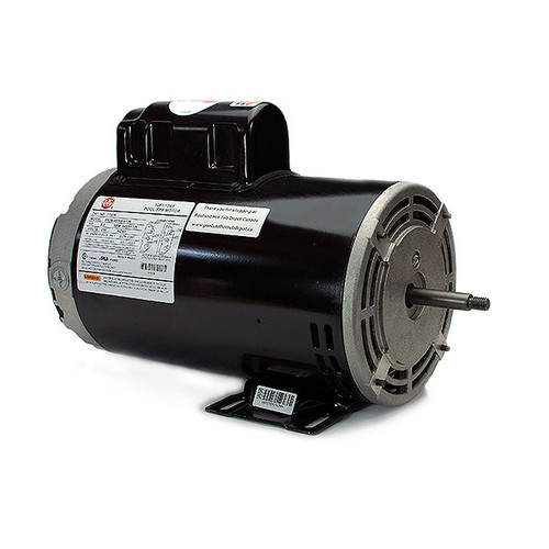 2 hp 56Y Frame 230V 2-speed hot tub pump motor