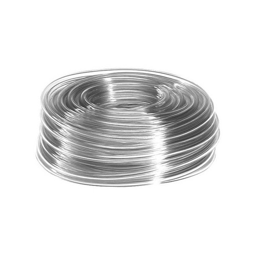 """Clear Vinyl Hose 3/8"""" for pools and hot tubs (25' Roll)"""
