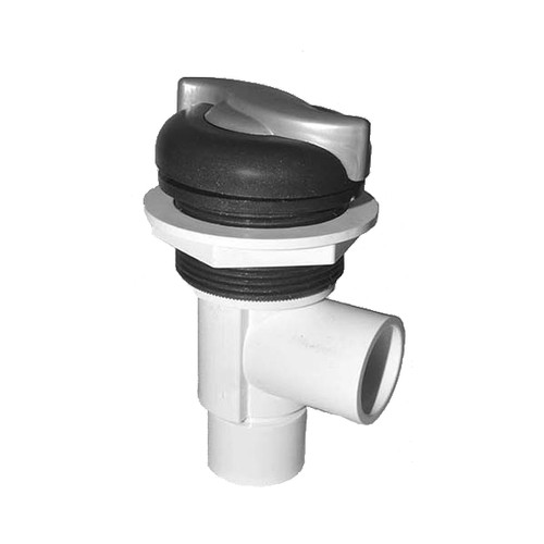 """600-3309DSG-PS Waterway Diverter Valve 1"""", S Handle"""