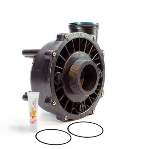 """Waterway Executive 56, 2hp Spa Pump Wet End, 2"""" In 2"""" out"""